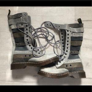 Stylist Combat Boots